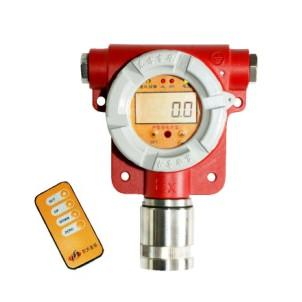 红外原理现场显示可燃气体检测仪,可燃气体报警器